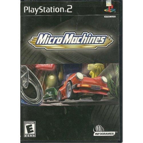 Micro Machines PS2