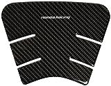 honda carbon fiber tank pad - Honda 08P61-MGE-200A Carbon Fiber Tank Pad