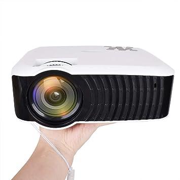 Zichen Proyector de Video LED Full HD Proyector de Video 1080P y ...