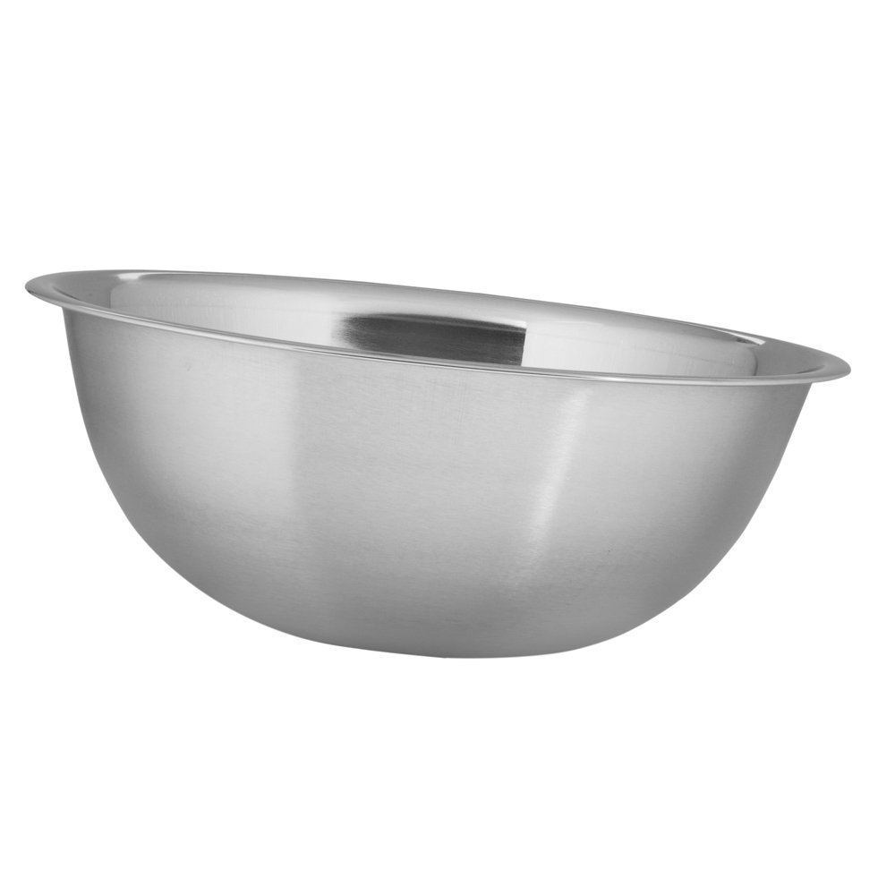 18cm Montstar Global KG-21066 Mixing Bowl 1 Litre Serving Bowl Kosma Stainless Steel Salad Bowl
