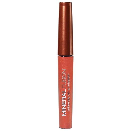 Mineral Fusion Lip Gloss, Dazzle, .135 Ounce