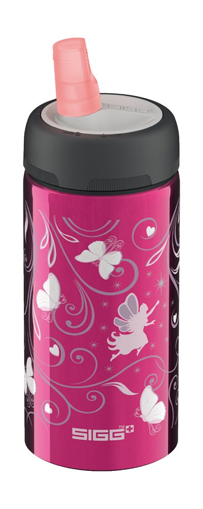 SIGG (Sig) New active top 0.4L Kids Fairy & Butterfly 70079 (japan import)