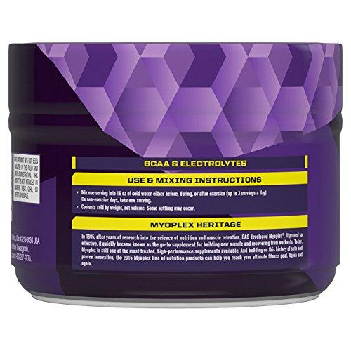 EAS Myoplex BCAA + Electrolytes Powder