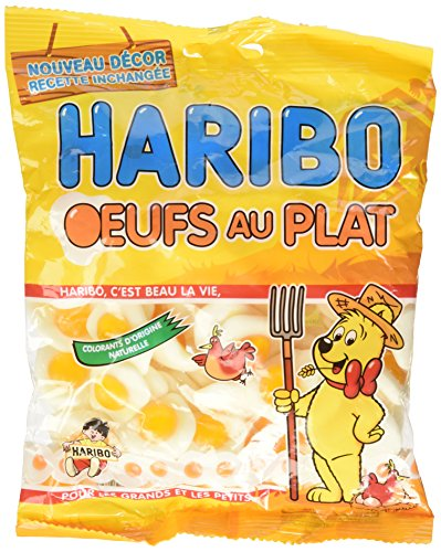 Haribo Oeufs au Plat 300 grams from -