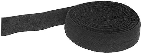 10m elastisches Einfassband Falzgummi 20mm Elastisch Schrägband für
