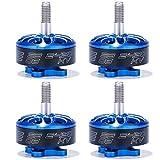 Drone Repair Parts - iFlight 4pcs XING-E 2306 2450KV Brushless Motor 4S for QAV FPV Racing Drone Quadcopter
