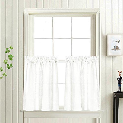 Sheer Kitchen Curtain - 3
