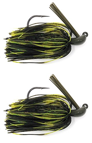 (Reaction Tackle Flipping Jigs 3/8 oz Candy)