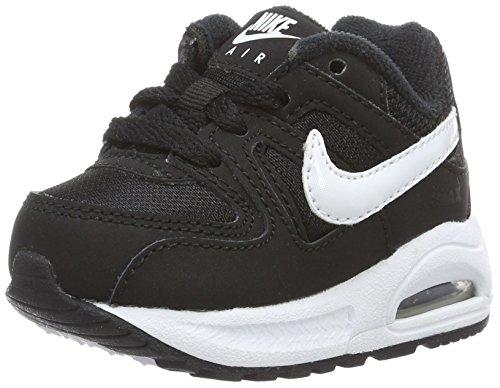 Bianco de TD Gymnastique Noir Air 011 White White Black Garçon Nike Max Command Flex Chaussures xf0zYAq