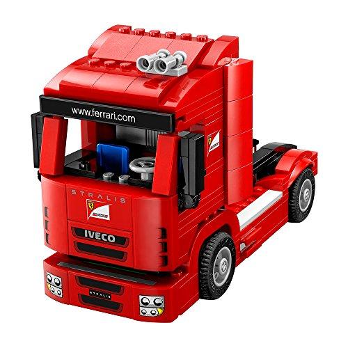 51rQlX ND7L - LEGO Speed Champions F14 T & Scuderia Ferrari Truck 75913