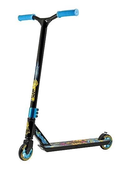 Slamm Scooters SL410-GP - Patinete, color negro / morado ...