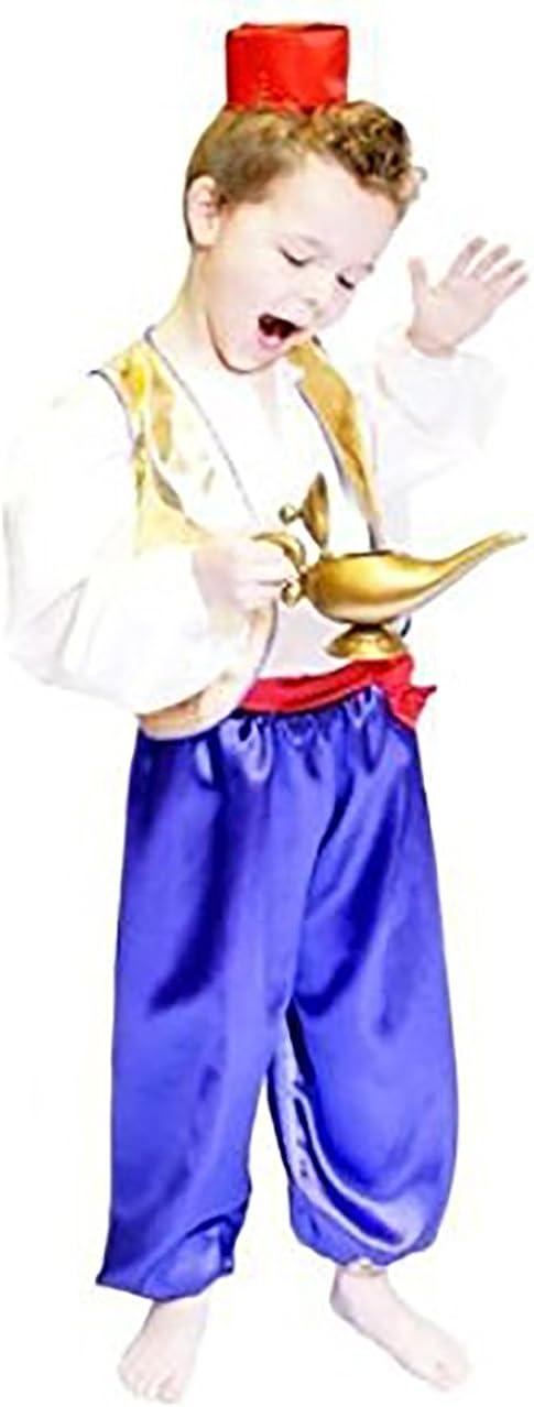Stage-Panto-World Book Day-Character-Prince Aladdin
