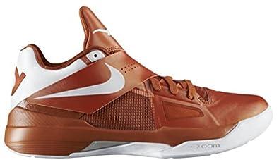 online retailer c79b3 9ec79 Nike Men s Zoom KD IV Texas Longhorns style   473679-801 10 ...