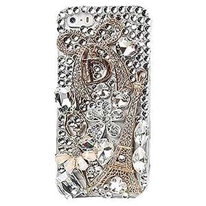 "JOE Luxurious ""D"" Design Back Case for iPhone 5/5S"