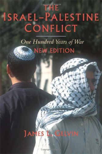 the israeli palestinian conflict
