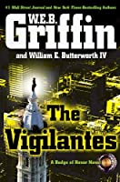 The Vigilantes (Badge of Honor) Front Cover
