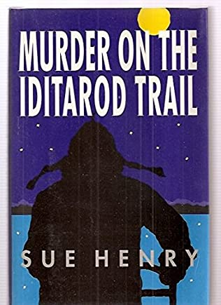 book cover of Murder on the Iditarod Trail