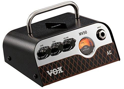 VOX MV50AC Series Amplifier Head, Rock Head by Vox