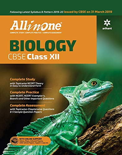 all in one book for bio