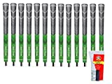 Golf Pride MCC Plus 4 Standard Green - 13 Piece Grip Kit
