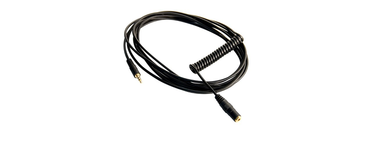 RØDE 3m VC1 Minijack 3.5mm Stereo Extension Cable Rode Microphones