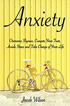 Anxiety Overcome Shyness Conquer Depression ebook product image