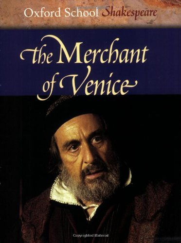 Download By William Shakespeare The Merchant of Venice (Oxford School Shakespeare) [Paperback] PDF