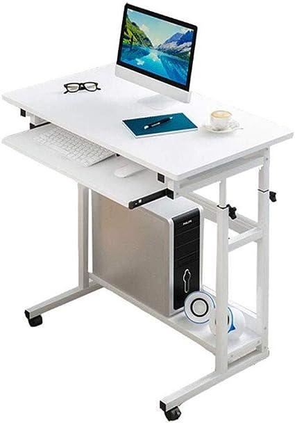 QULONG Soporte de computadora para Escritorio, Mesa con sofá ...