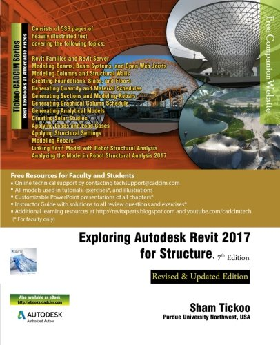 Download ebook exploring autodesk revit 2017 for structure 7th pdf exploring autodesk revit 2017 for structure 7th edition free books fandeluxe Images