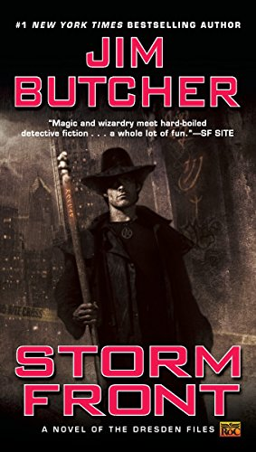 book cover of Storm Front