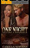 One Night: A BWWM Interracial Romance