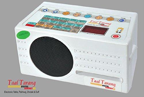 TAAL TARANG ~DIGITAL COMPACT ELECTRONIC ~ TABLA DRUMS ~PAKHAWAJ ~ DHOLAK ~ DUFF by Soundlab