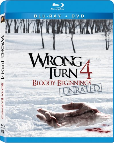 Wrong Turn 4: Bloody Beginnings (Unrated) [Blu-ray]