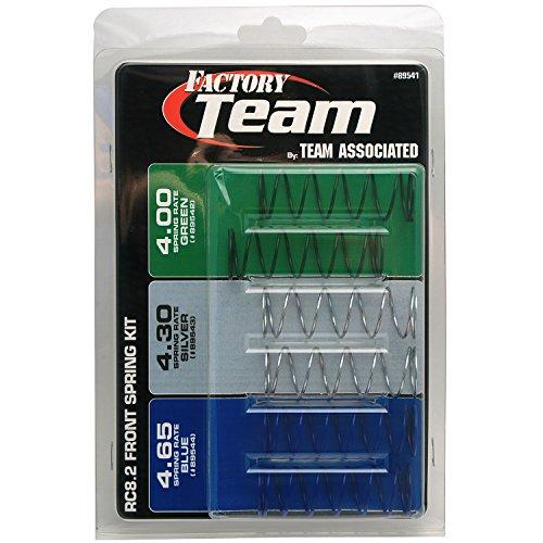 Team Associated 89541 Front Shock Spring Kit (6)