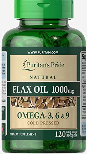 Puritans Pride Natural Release Softgels product image