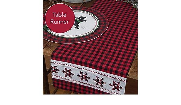 Kay Dee Design Camp Christmas Table Runner 13x72