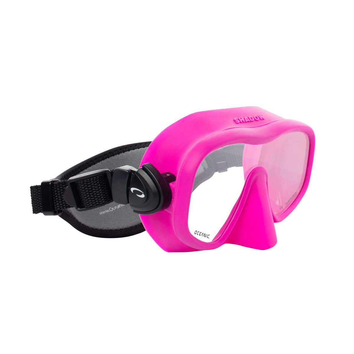 Oceanic Shadow Mask Scuba Snorkeling Diving Freedive