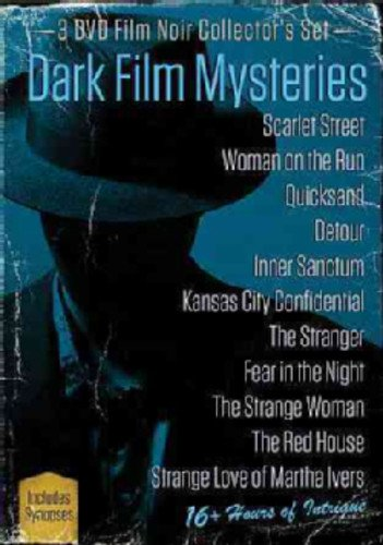 Dark Film Mysteries (3-Disc Film Noir Collector's ()