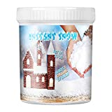 TIME4DEALS Fake Instant Snow Powder for Slime, Makes 5 Gallons of Artificial Snow, for Colorful Slime, Science Activities, Parties & Decorating, Fake Snow [Upgraded Version]
