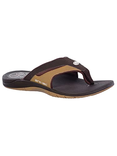 383f6d93e45 Animal Sandals Men Fader Sandals Brown  Amazon.co.uk  Shoes   Bags