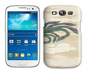 Running Gary Lucky Bird Walking Hard Phone Case For Galaxy S3