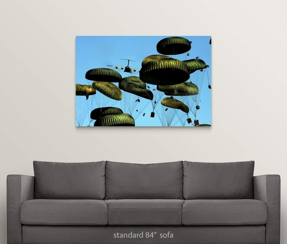 Amazon.com: GREATBIGCANVAS Gallery-Wrapped Canvas Entitled A ...