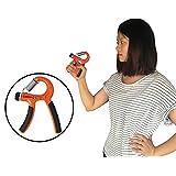 Yacoto Adjustable Grip Strengthener Best Hand Exerciser for Increasing Hand Wrist Forearm and Finger Strength, Adjustable Resistance Range 22 to 88 Lbs (10-40 Kg)
