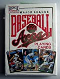 BICYCLE MAJOR LEAGUE BASEBALL 1993 ACES PLAYING CARDS