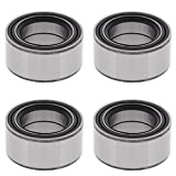 ALL BALLS Rear and Front Wheels Bearing Kits for Polaris RZR XP 900 2011-2014