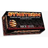 Microflex SY-911-L Synetron High Risk Powder-Free Latex Exam Gloves [pack of 50]