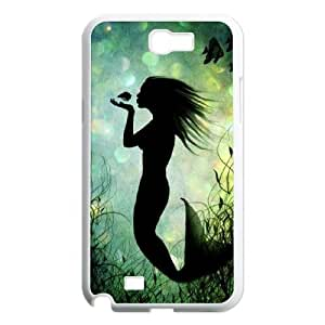 ALICASE Diy Design Back Case Mermaid For Case Iphone 6Plus 5.5inch Cover [Pattern-6]