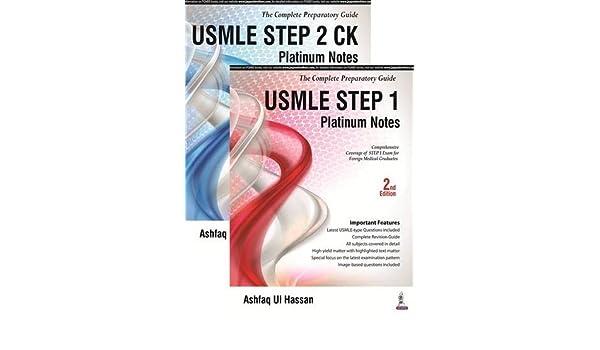 Usmle Platinum Notes Step 1: Ashfaq Ui Hassan: 9789352501717