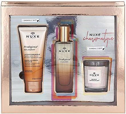 Nuxe Cofre Prodigieux Le Parfum de Nuxe Charismatyque 2019.: Amazon.es: Salud y cuidado personal