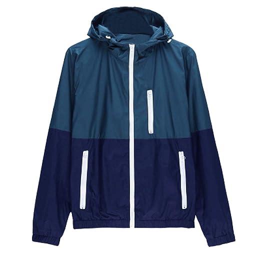 1356cb82c80f1 Coat For Men, Clearance Sale! Pervobs Mens Autumn Casual Jacket Long Sleeve  Sportswear Windbreaker